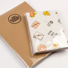 NOTEBOOK PACKS: 100 x A6 notebooks for £195 & 100 x A5 notebooks for £250! Notebook packs come in a sealed poly bag, and fit three of your notebooks in perfectly. Read more: http://awsmr.ch/NoteBookz