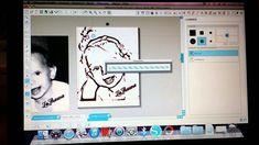 Foto traceren in studio3