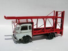 KIT OM Tigrotto Bisarca Civile IV Model Scala 1 43 | eBay