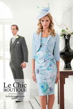 Mother of the Bride or Mother of the Groom dress by Ispirato - Style No. IS903 - mother-bride.com