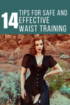14 Tips for safe and effective Waist Training. Model Miss Victory Violet. Photograhy by Madeineighty