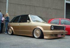 Custom Golf MK1)