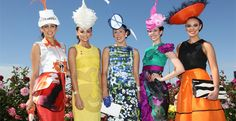 Spring Racing Karneval Styling Tipps Ich Melbourne Cup Tag