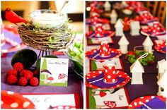 fairy woodland party | Woodland party