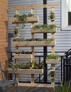 If you are looking for a relatively simple free DIY backyard project for the weekend, you have come to the right place! Down below is a link that contains the build tutorial to build this beautiful vertical planter. The DIY tutorial includes the full...