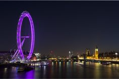 Book a city break in the bright lights of London with daily direct flights from Newcastle Airport