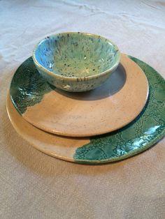 Realise dans mon atelier de poterie