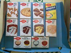 Vintage 1950's Betty Crocker Junior Baking Kit by Ideal