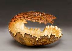 Carved Gourd Art