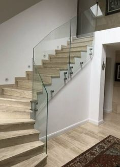 Steel Stairs Design, Staircase Design, Home Decor, Stairway, Decoration Home, Room Decor, Stair Design, Home Interior Design, Home Decoration