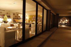 Reading room at Alila Villas Soori  https://www.facebook.com/AlilaHotels