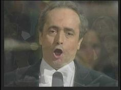Jose Carreras Sings - Ave Maria- By Mascagni - Roma/2000 - YouTube