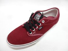 ce8045cde3 VANS ATWOOD Sude Skate sneakers shoes US 9.5 UK 8.5 EUR 42.5 CM 27.5 NEW
