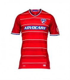 2017-18 Cheap Jersey FC Dallas Away Replica Football Shirt ...