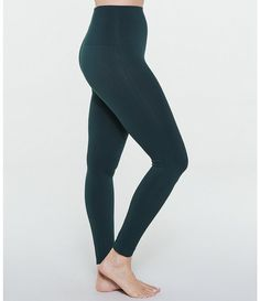 17d821b71 NWOT SPANX Look at Me Now  Seamless Yoga Leggings S  fashion  clothing