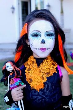 Esquelética calavera monster high