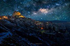 世界遺産 ギョレメ国立公園とカッパドキアの岩窟群 ギョレメ国立公園とカッパドキアの岩窟群の絶景写真画像  トルコ