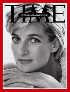 TIME Magazine Cover: Diana, Princess of Wales - Sep. 15, 1997