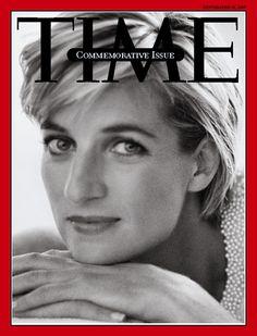 TIME Magazine Cover: Diana, Princess of Wales - Sep. 15, 1997