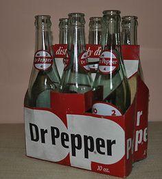 Vintage Dr. Pepper Antique Bottles, Vintage Bottles, Vintage Advertisements, Vintage Ads, Pepsi, Coca Cola, Nostalgic Candy, 50s Diner, Little Chef