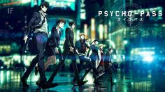 Psycho Pass Wallpaper by fednan on deviantART- http://www.deviantart.com/art/Psycho-Pass-Wallpaper-484440141