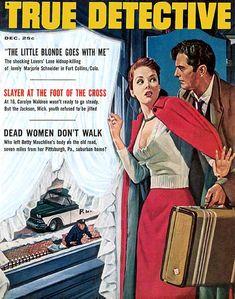 tgp Detective magazine cover