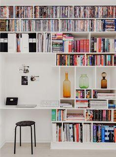 bokhylla arbetsplats - Sök på Google