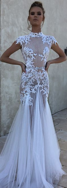 Wedding Dress by Berta Bridal | @beratbridal