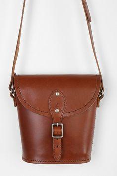 Status Anxiety Destructive Romance Small Saddle Bag