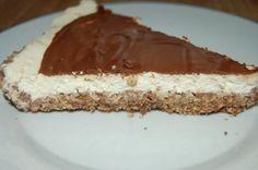 Fotorecept: Banánový cheesecake z ovsených vločiek - Recept pre každého kuchára, množstvo receptov pre pečenie a varenie. Recepty pre chutný život. Slovenské jedlá a medzinárodná kuchyňa