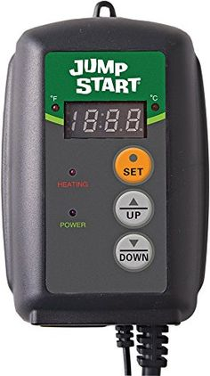 Jump Start MTPRTC Digital ETLCertified Heat Mat Thermostat for Seed Germination Reptiles and Brewing *** Find out more about the great product at the image link.