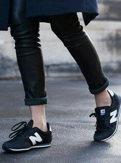 City sneakers #NewBalance