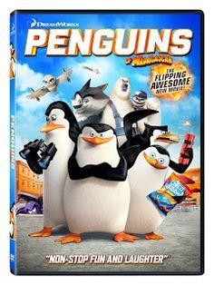 Penguins of Madagascar on DVD $3.99