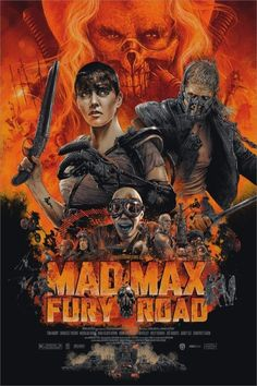 Movie Poster Movement Mad Max Fury Road by Vance Kelly Mad Max Fury Road, Mad Max Poster, Andre Luis, Imperator Furiosa, Pop Art, A Wrinkle In Time, Print Release, Pop Culture Art, Alternative Movie Posters