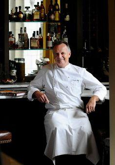 Frank Stitt, Birmingham, AL -- founder, owner, and genius chef behind Highlands Bar and Grill
