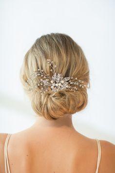 Peine del pelo de la boda accesorio del pelo de la boda