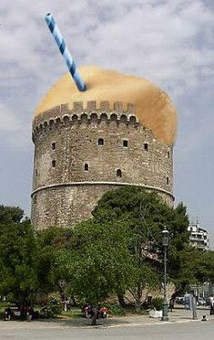 frappe made in Thessaloniki Thessaloniki, Funny Quotes, Architecture, Pictures, Photos, Travel, Frappe, Greek, Humor