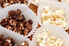 easy gourmet popcorn recipes