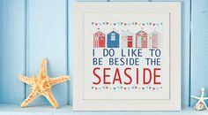 Beach Hut Bathroom, Beach Bathrooms, Bathroom Art, Shabby Chic Beach, Framed Art, Framed Prints, Nautical Bathrooms, Other Rooms, Seaside