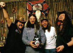 Pantera kicked soooo much ass! Dimebag Darrell, Music Is Life, My Music, Solo Album, Bass, Vinnie Paul, Rock Cafe, Twisted Metal, Rocker