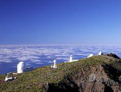 Roque de los Muchachos Observatory - Canary Islands