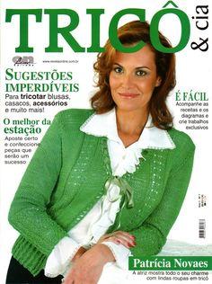 Revista Online TRICO E CIA ~ TRICÔ FÁCIL