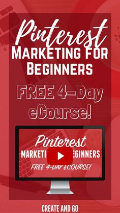 Looking to become a power pinner and get massive traffic to your website? Look no further! Enter your email and get our FREE 4-Day eCourse on Pinterest Marketing for Newbies: https://pinteresttrafficavalanche.com/pinterest-ecourse-optin11761313