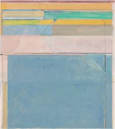 Diebenkorn would continue to work in this manner for 20 years. Description from blogs.artinfo.com. I searched for this on bing.com/images