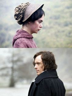 Jane Eyre: Everything seems unreal.  Rochester: I am real enough.