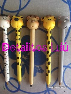 1 million+ Stunning Free Images to Use Anywhere Polymer Clay Pens, Polymer Clay Projects, Girly Drawings, Pencil Toppers, Miniature Figurines, Pasta Flexible, Clay Dolls, Sugar Art, Clay Tutorials
