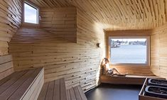 V Praze vystavují nejlepší české a zahraniční sauny