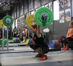 Quit Letting Your Shoulders Sag Overhead in the Snatch by Greg Everett - Olympic Weightlifting - Catalyst Athletics - Olympic Weightlifting