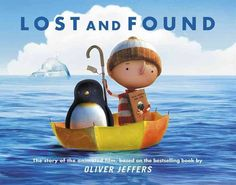 #penguin #friendship #oliverjeffers #littleboy #southpole #harpercollins