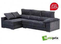 Sof con motor chaiselongue relax con motor barato for Muebles baratos terrassa
